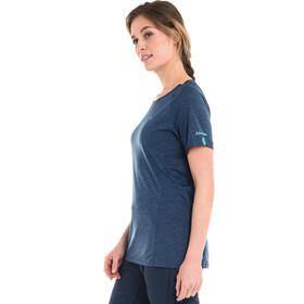 Schöffel Boise2 Camiseta Mujer, azul